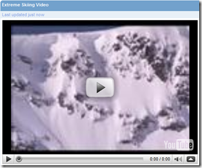 SkiingVideo